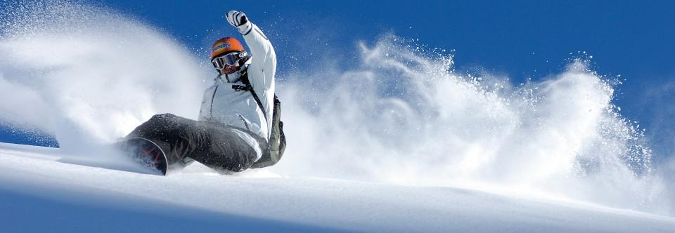 Scuola snowboard etna